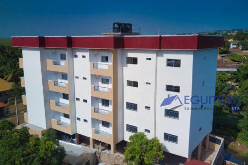 Construction de 8 appartements économiques