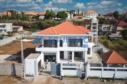 Projet réalisé dans la cité de Nongo
